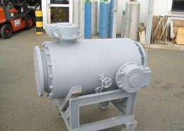Modular DBB BL-NL-BL 10inch 300 Trunnion mount Gear Operated (2)